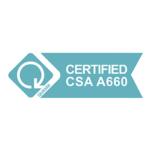 CSA A660 Certification