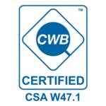 CSA W47.1 Certification