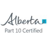 Alberta Part 10 Certification.