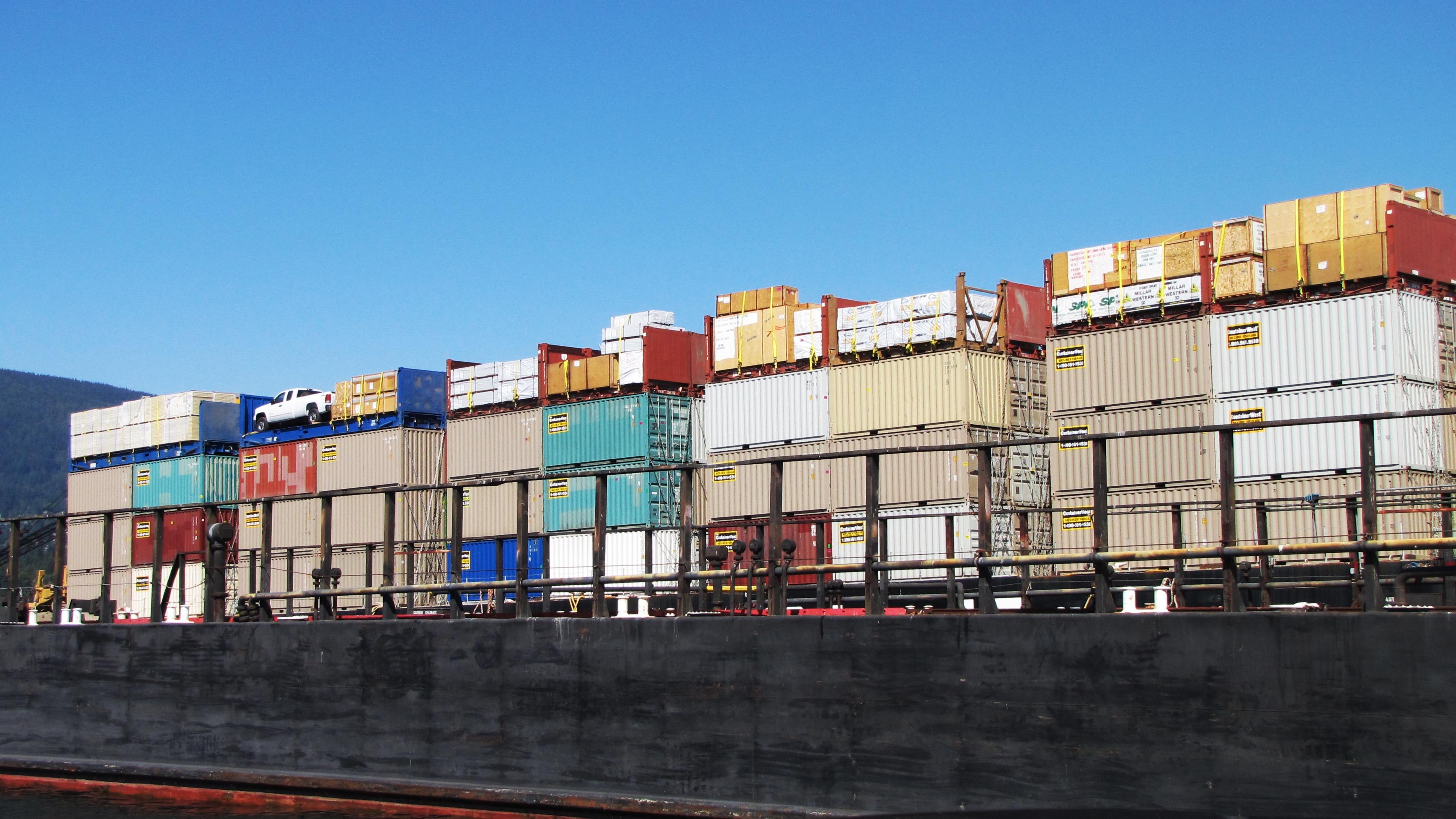 ContainerWest Manufacturing Ltd  | Container Sales & Rentals