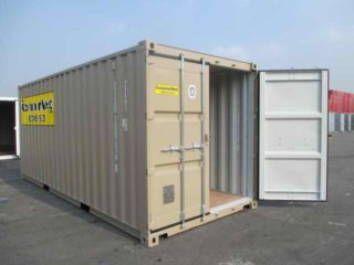 Rental Container - 20' standard
