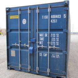 TISU4004056 - 40′ Standard Container - 1