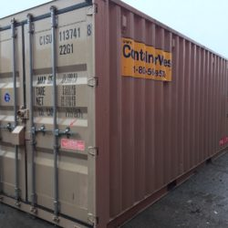 20ft Standard Container - Web Special - CISU1137418 - 20S-WO - IMG_3387