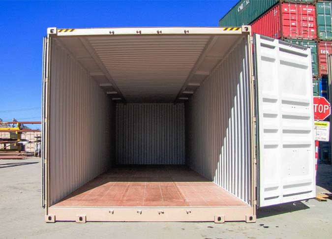 Extra Wide Extra Tall Containers Containerwest Manufacturing Ltd