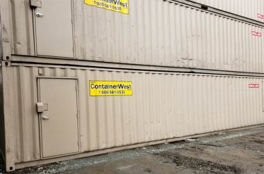 Specials-40'-used-container-with-man-door
